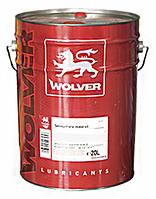 Моторное масло Wolver SUPERTEC 5W-40 20л