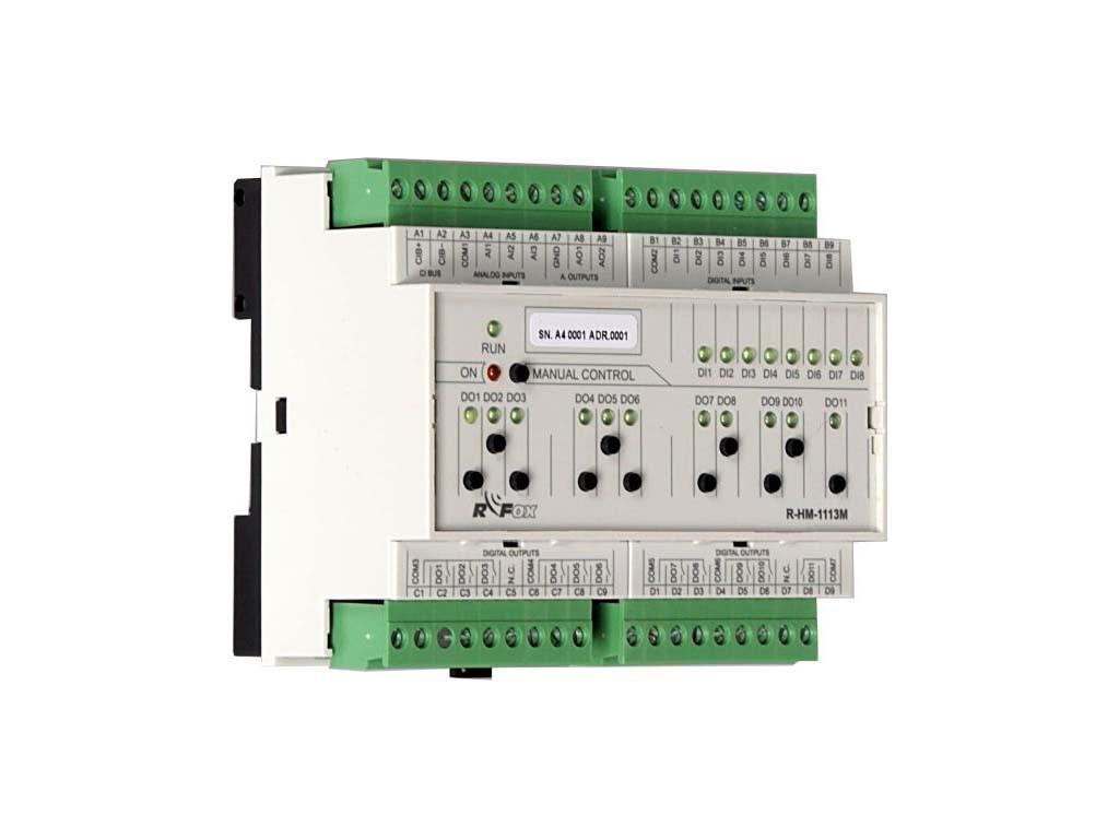 Модуль комбинированных входов/выходов R-HM-1113M