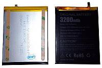 Батарея (акумулятор) BAT16523200 для Doogee Y6 (3,8 V 3200 mAh) оригінал Китай