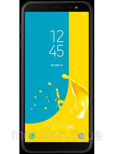 Смартфон Samsung Galaxy J6 SM-J600F Black