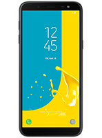 Смартфон Samsung Galaxy J6 SM-J600F Black, фото 1