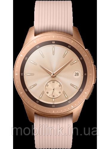 Мобильное устройство Samsung Galaxy Watch R810 42mm Gold