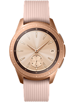 Мобильное устройство Samsung Galaxy Watch R810 42mm Gold, фото 1