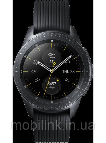 Мобильное устройство Samsung Galaxy Watch R810 42mm Black