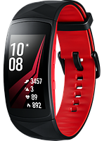 Мобильное устройство Samsung Gear Fit2 Pro R365 S Red, фото 1