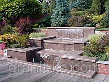 Садово парковые фонтаны из гранита, фото 2