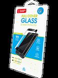 Защитное стекло Global TG для Samsung Galaxy J3 (2017) J330 Black, фото 4