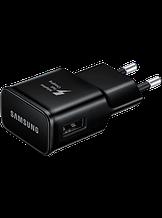 Зарядное устройство Samsung EP-TA20EBECGRU Black