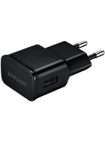 Зарядное устройство Samsung EP-TA12EBEUGRU Black, фото 1