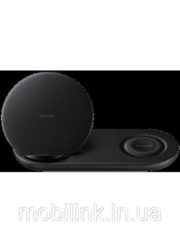 Беспроводное зарядное устройство Samsung Wireless Charger Duo EP-N6100 Black