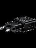 Зарядное устройство Samsung EP-TA20EBECGRU Black, фото 3