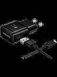 Зарядное устройство Samsung EP-TA20EBECGRU Black, фото 4