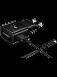 Зарядное устройство Samsung EP-TA20EBECGRU Black, фото 5