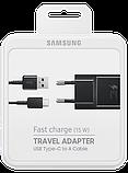Зарядное устройство Samsung EP-TA20EBECGRU Black, фото 6