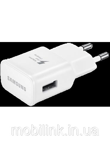 Зарядное устройство Samsung EP-TA20EWECGRU White