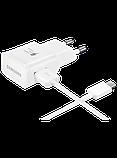 Зарядное устройство Samsung EP-TA20EWECGRU White, фото 4