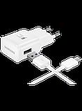 Зарядное устройство Samsung EP-TA20EWECGRU White, фото 5