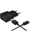 Зарядное устройство Samsung EP-TA12EBEUGRU Black, фото 5
