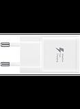 Зарядное устройство Samsung EP-TA20EWEUGRU White, фото 4