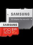 Карта памяти Samsung microSDXC 128GB EVO Plus Class 10 UHS-I U3 (MB-MC128GA/RU), фото 6