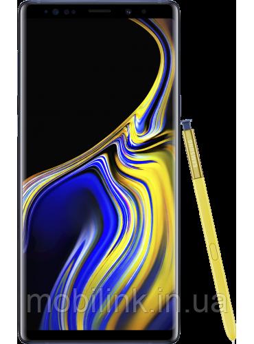 Смартфон Samsung Galaxy Note 9 512GB N960F Blue