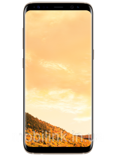 Смартфон Samsung Galaxy S8  G950 Gold