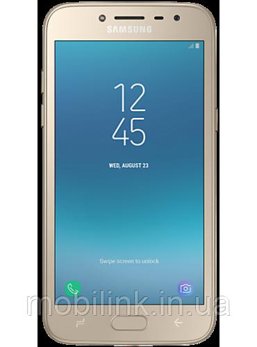 Смартфон Samsung Galaxy J2 2018 SM-J250F Gold