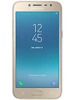 Смартфон Samsung Galaxy J2 2018 SM-J250F Gold, фото 1