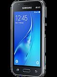 Смартфон Samsung Galaxy J1 mini (2016) SM-J105H Black, фото 2