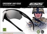 Тактические очки споляризацией ESS Crossbow 3 линзы