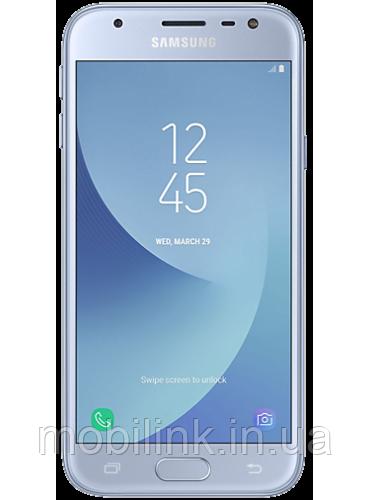 Смартфон Samsung Galaxy J3 (2017) J330F Silver