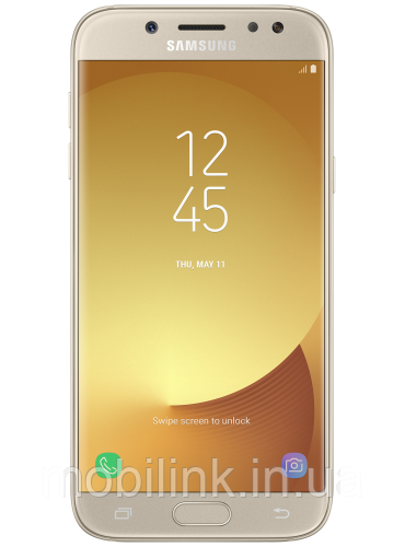 Смартфон Samsung Galaxy J5 (2017) J530F Gold