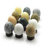 Яйца каменные