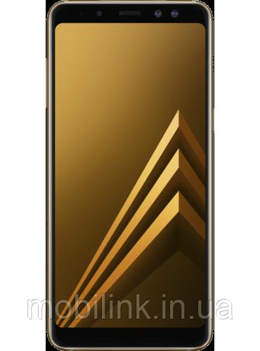 Смартфон Samsung Galaxy A8 (2018) SM-A530F Gold