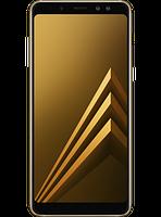 Смартфон Samsung Galaxy A8 (2018) SM-A530F Gold, фото 1