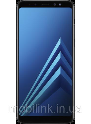 Смартфон Samsung Galaxy A8+ (2018) SM-A730F Black