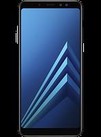 Смартфон Samsung Galaxy A8+ (2018) SM-A730F Black, фото 1