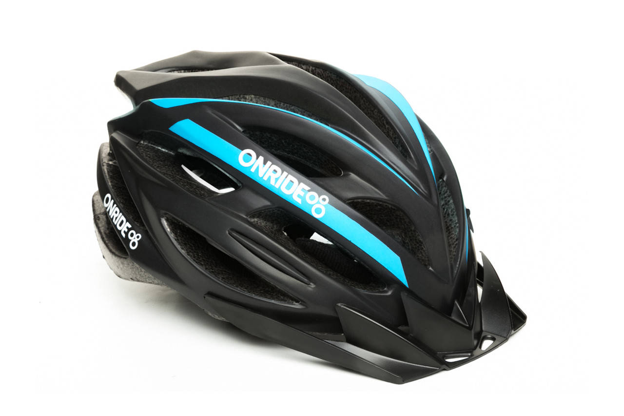 Шолом Onride Grip L black-blue, фото 2