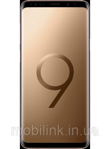 Смартфон Samsung Galaxy S9+ G965F Gold