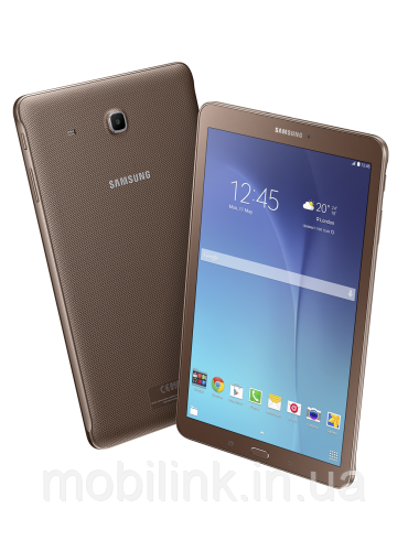 Планшет Samsung Galaxy Tab E 9.6 SM-T561 3G 8Gb Gold Brown