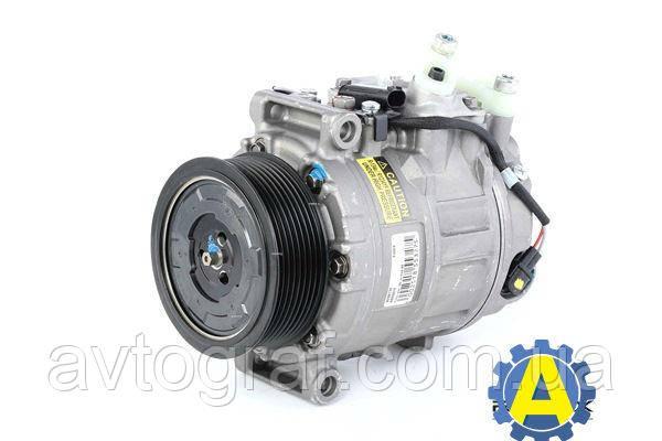 Компрессор кондиционера на Mercedes (Мерседес) GL-Class GL320-GL450-GL550 2006-2012