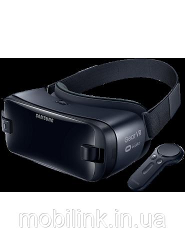 Очки виртуальной реальности Samsung Gear VR SM-R324NZAASEK + controller