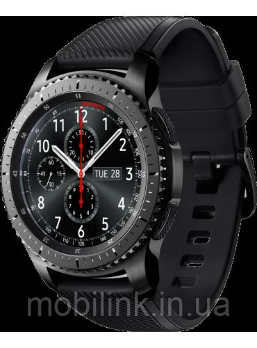 Мобильное устройство Samsung Gear S3 Frontier SM-R760 Dark Grey