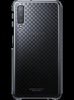 Чехол Samsung Gradation Cover Black для Galaxy A7 (2018) A750, фото 1