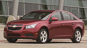 Верхняя окантовка стёкол Chevrolet Cruze (Sedan)