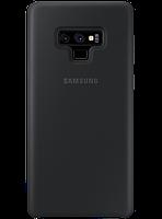 Чехол Samsung Silicone Cover Black для Galaxy Note 9 N960, фото 1