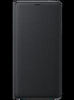 Чехол Samsung Wallet Cover Black для Galaxy A9 (2018) A920, фото 1