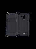 Чехол Samsung Wallet Cover Black для Galaxy A6+ A605, фото 5