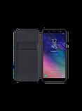 Чехол Samsung Wallet Cover Black для Galaxy A6+ A605, фото 6