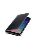 Чехол Samsung Wallet Cover Black для Galaxy A6+ A605, фото 9